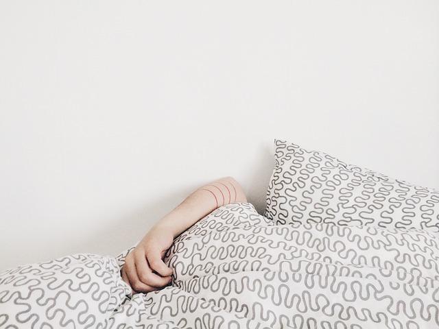 bed sleep photo